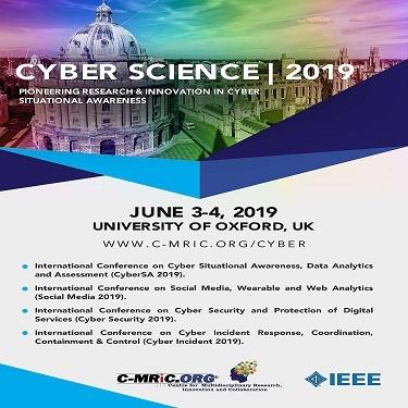 Cyber Science 2021 C Mric Com